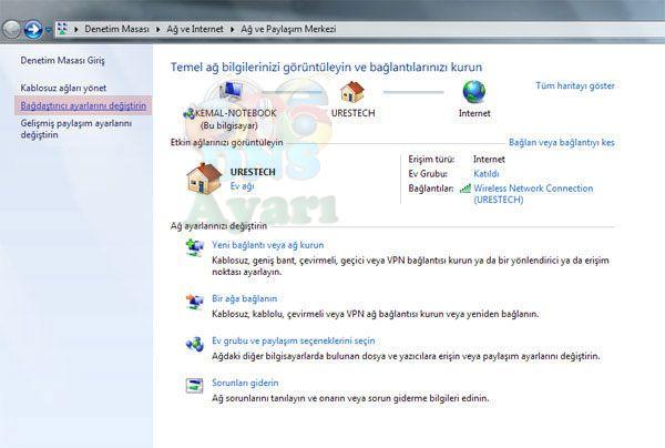 Windows 8 DNS Ayarları (2)