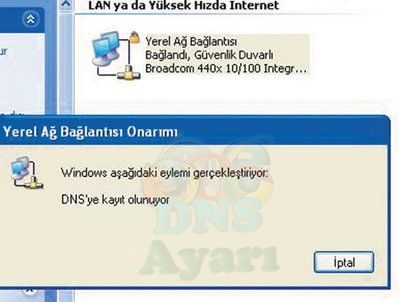 windows xp dns değiştirme (5)
